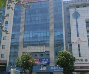 Tòa nhà Bảo Anh Building, 62 Trần Thái Tông, Cầu Giấy