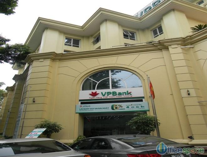 Toà nhà VP Bank số 8 Lê Thái Tổ Hoàn Kiếm