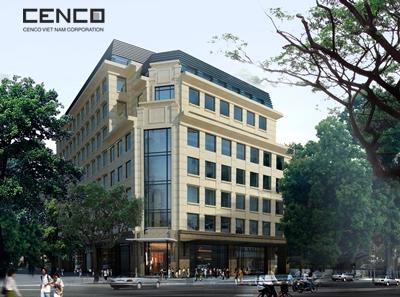 Bán sàn văn phòng STD, 24 Quang Trung, Hoàn Kiếm, Hà Nội