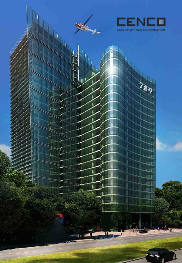 Bán sàn văn phòng 789 Bộ Quốc Phòng, Cầu Giấy, Hà Nội