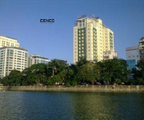 Tòa nhà DMC Tower, 535 Kim Mã- Ba Đình- Hà Nội.