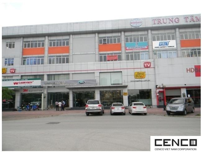 Tòa nhà văn phòng ICD – Phạm Hùng – Từ Liêm