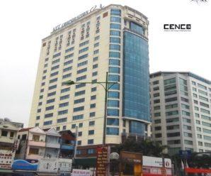 Tòa nhà VIT Tower số 519 Kim Mã- Ba Đình- Hà Nội.