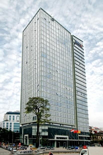tòa nhà BIDV tower