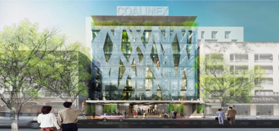 Tòa nhà COALIMEX Tràng Thi, Hà Nội