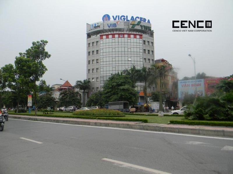 Viglacera Exim Building, Hoàng Quốc Việt, Cầu Giấy