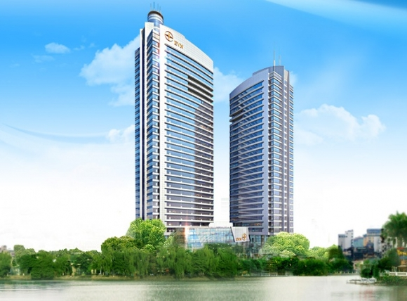 Tòa nhà EVN tower -11 Cửa Bắc, Quận Ba Đình