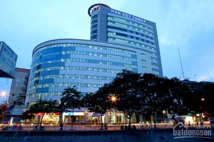 Tòa nhà Hàn Việt Tower, Minh Khai- Hai Bà Trưng