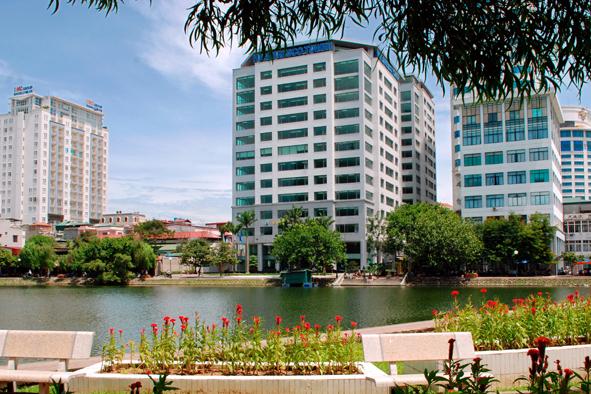Tòa nhà Handi Resco- 521 Kim Mã, BaĐình,Hà Nội.
