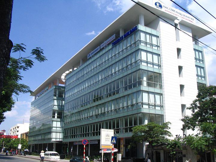 Tòa nhà Toserco 273 Kim Mã- Ba Đình- Hà Nội.