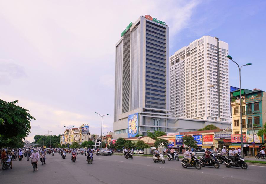Tòa nhà Mipec Tower, 229 Tây Sơn, Đống Đa, Hà Nội
