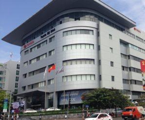 Tòa nhà Toyota, Phạm Hùng, Từ Liêm, Hà Nội