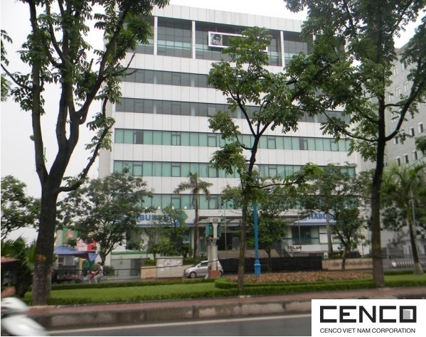 Cho thuê mặt bằng tòa nhà ATS, 252 Hoàng Quốc Việt, Cầu Giấy, Hà Nội