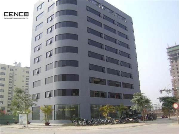 Cho thuê mặt bằng tòa nhà 3D Creative Center, Duy Tân, Cầu Giấy, Hà Nội