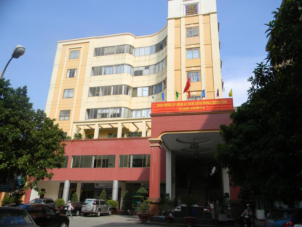Tòa nhà 85 Nguyễn Chí Thanh, Đống Đa, Hà Nội