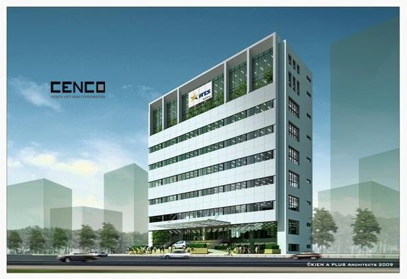 Tòa nhà ATS – 252 Hoàng Quốc Việt – Cầu Giấy – Hà Nội