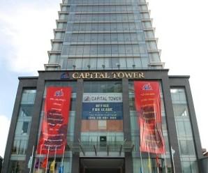 Capital tower, Trần Hưng Đạo, Hoàn Kiếm