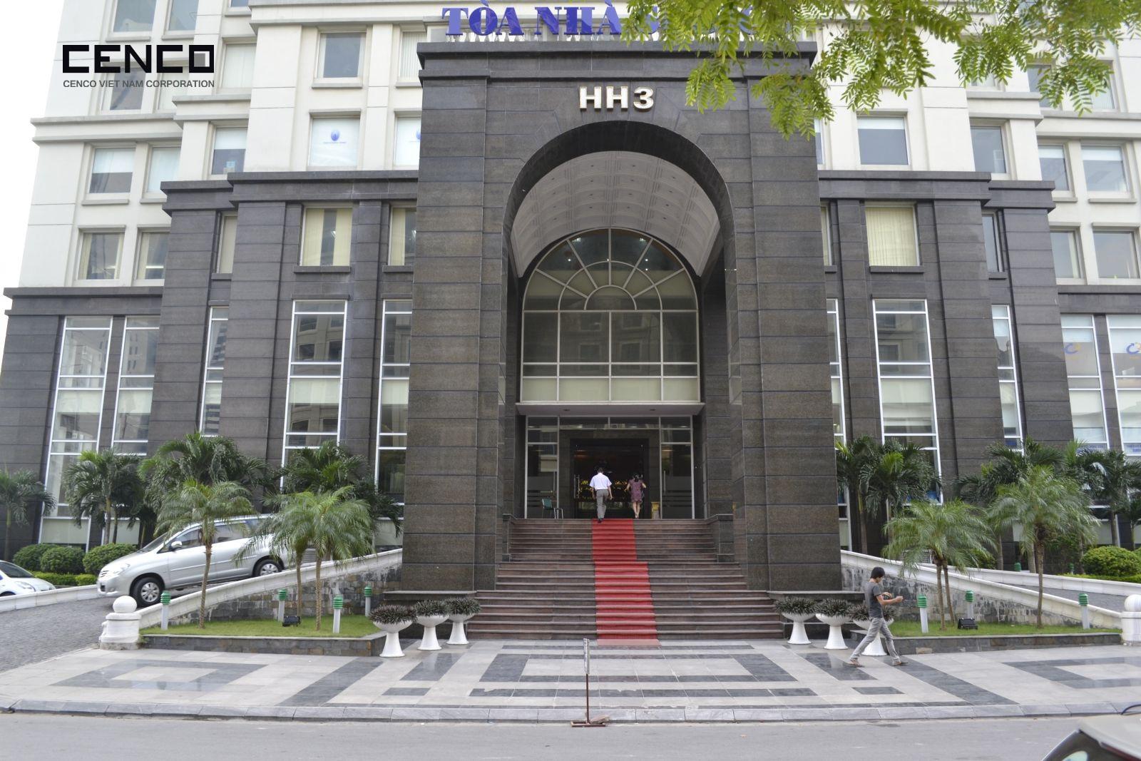 Tòa nhà HH3 Tower – Mễ Trì Hạ – Từ Liêm – Hà Nội