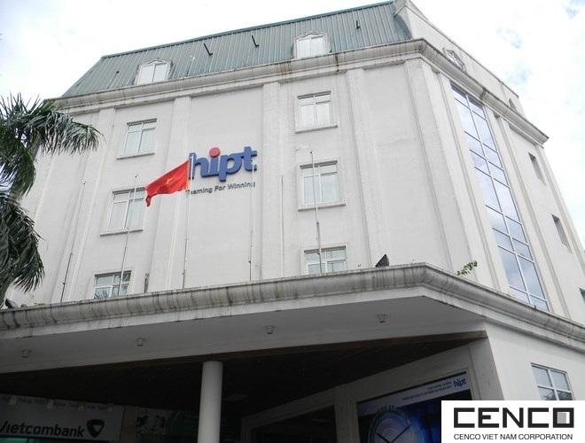 Cho thuê mặt bằng tại tòa nhà HIPT, Thụy Khuê, Tây Hồ, Hà Nội