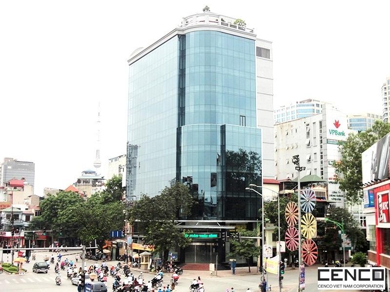 Tòa nhà Thái Bình, số 2A Đại Cồ Việt, Hai Bà Trưng, Hà Nội