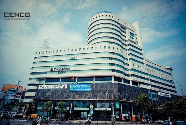 Tòa nhà Việt Tower, số 1 Thái Hà, Đống Đa, Hà Nội