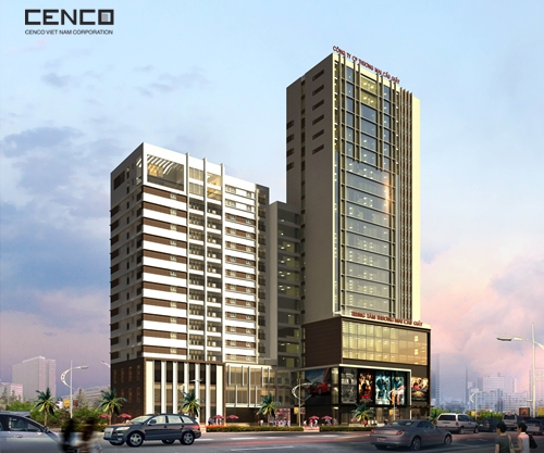 Cho thuê mặt bằng CTM Complex, Cầu Giấy, Hà Nội
