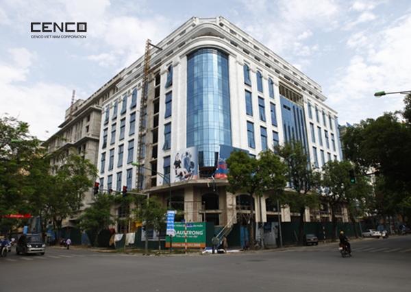 Cao ốc Hồng Hà Center