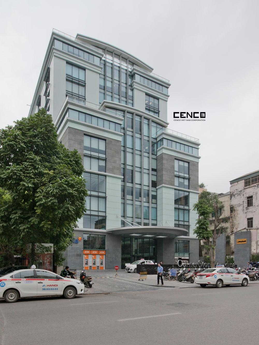 Tòa nhà CornerStone