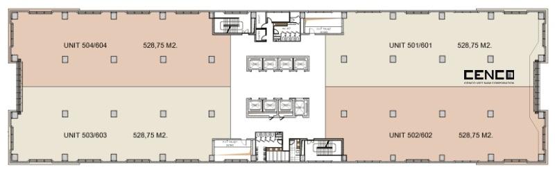 Thiết kế Tòa nhà CornerStone