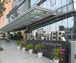 BIDV tower, số 9 Hàng Vôi, Hoàn Kiếm