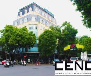 Tòa nhà Naforimex – Bà Triệu, Hoàn Kiếm