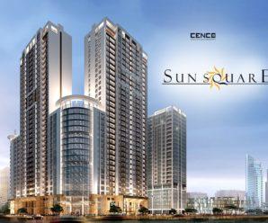Tòa nhà Sun square – Lê Đức Thọ – HN