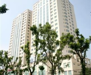 Tòa nhà Hòa Bình,106 Hoàng Quốc Việt, Cầu Giấy