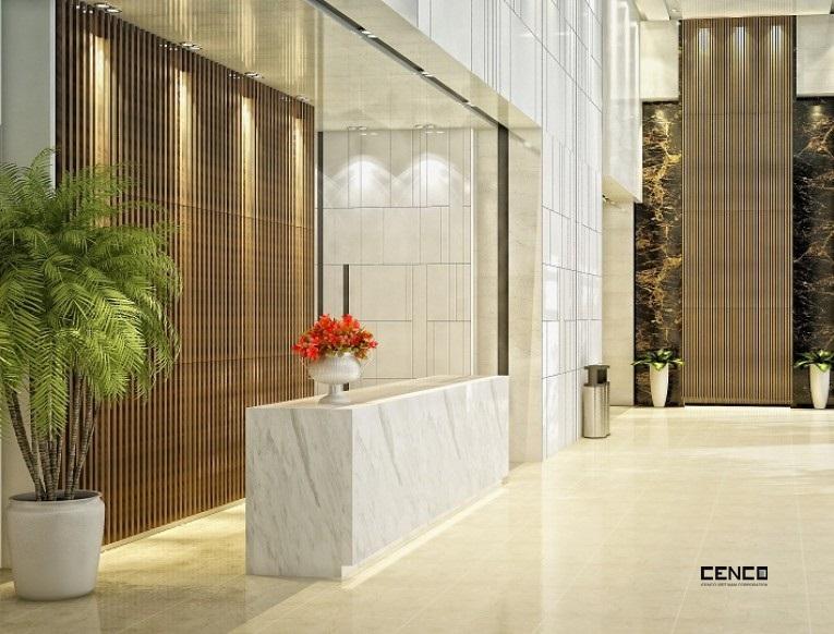 Cenco_tnr tower Lobby