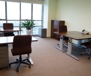 Văn phòng trọng gói cho thuê tại tòa nhà Icon 4 tower, Đê La Thành, Cầu Giấy