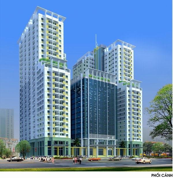 Tòa nhà Sông Hồng Parkview, 165 Thái Hà, Đống Đa, Hà Nội