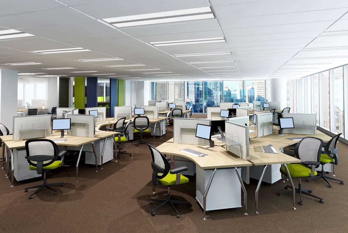 Hình ảnh minh họa cho thuê văn phòng quận 1, vị trí đắc địa, giao thông tốt